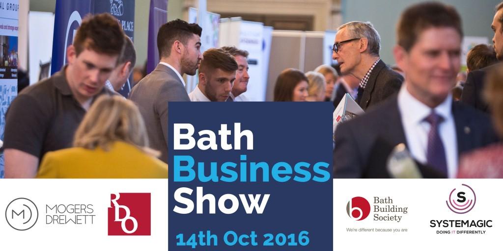 Excitement building ahead of next month's Bath Business Show