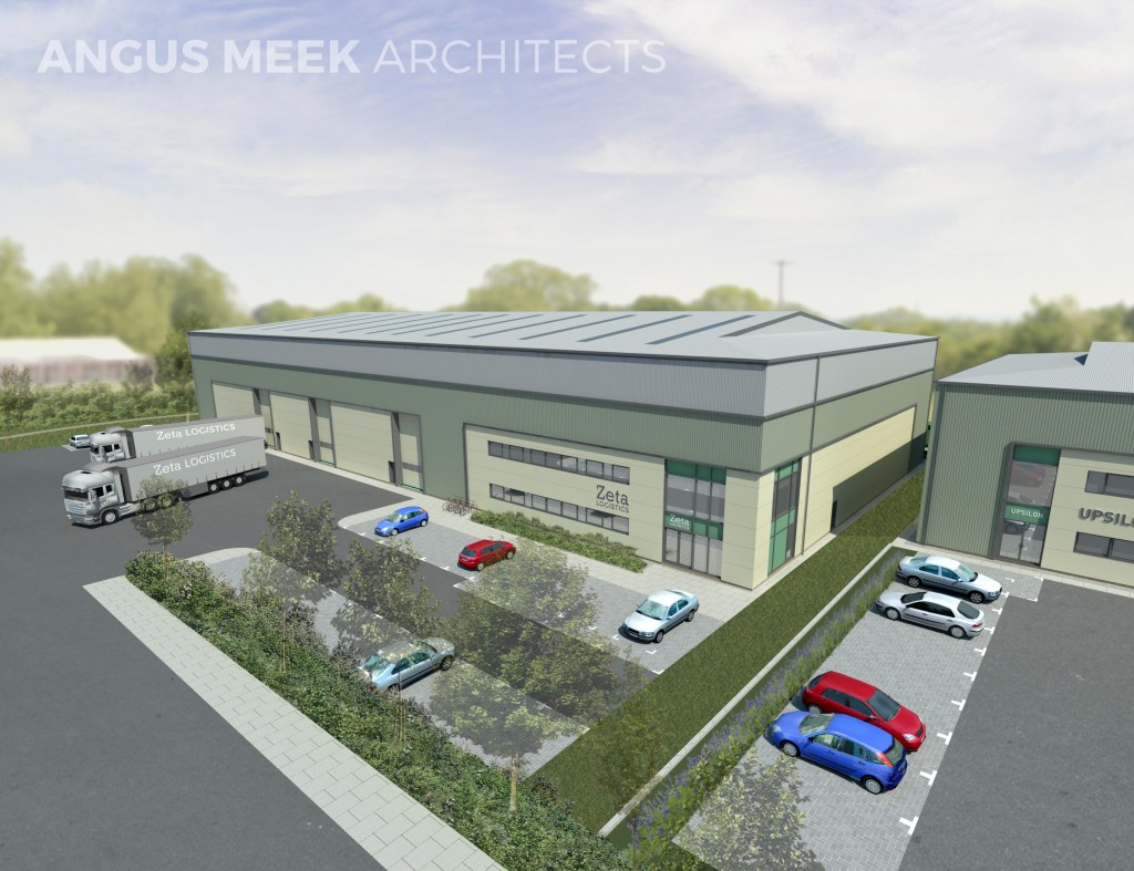 Work to start on first units at Hawke Ridge Business Park to meet pent-up demand for space