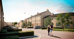 First chance for potential buyers to view Holburne Park housing scheme
