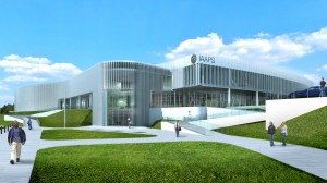 Plans for University of Bath's engine-of-the-future research centre move up a gear