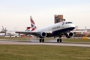 British Airways lands back at Bristol Airport with first flights for 10 years