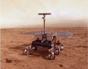 Project behind search for life on Mars awards contract to software firm
