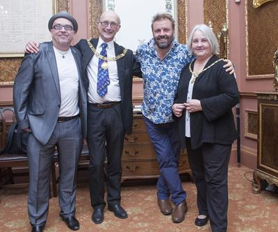 Martin Roberts ready for his next challenge – getting Bath businesses to back Mayor's charity concert