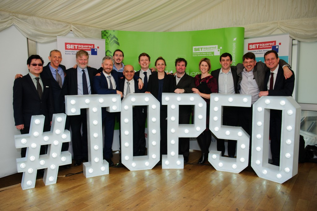 Bath innovators named on exclusive list of top entrepreneurs