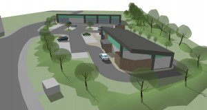 Major business park thinks small with plan for its latest industrial units