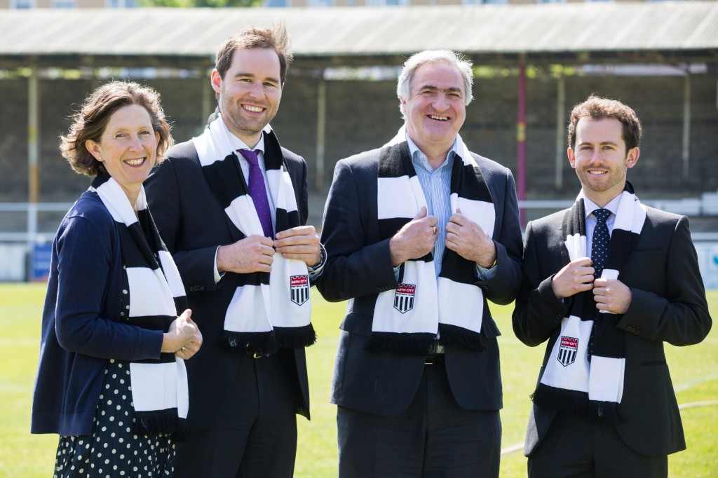 Dream becomes reality as Bath City FC is officially transformed into community-owned club