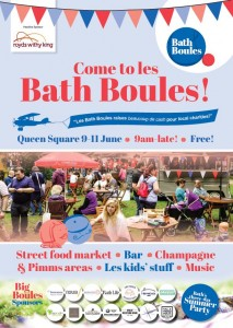 Bath Boules organisers ready to throw the party of the summer – and break a few records