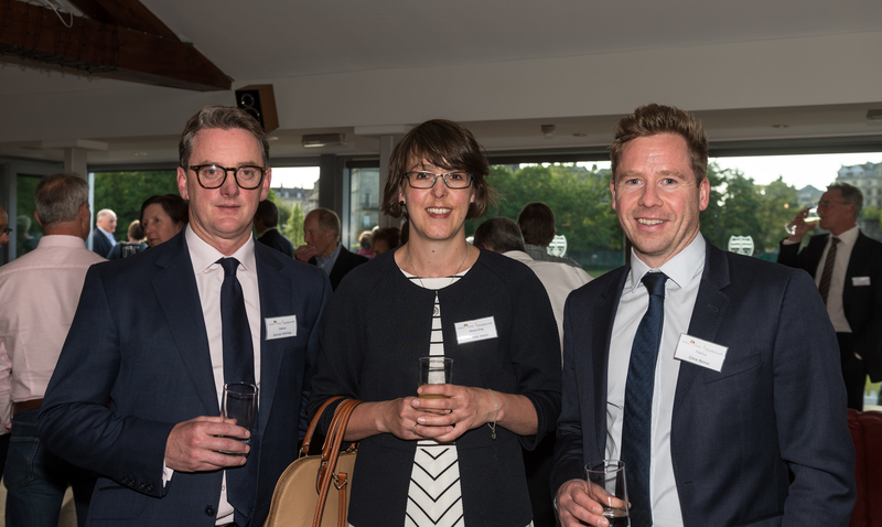 Experts speak on range of financial issues at Richardson Swift and Fidelius Group networking event