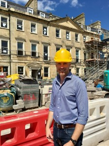 Bath boutique hotel appoints general manager as it prepares to open next spring