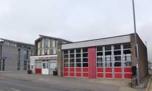 Former fire station proves hot property after developer pays more than double guide price