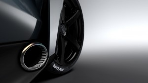 Avon Tyres appointed by TVR to supply its new 200mph high-performance sports