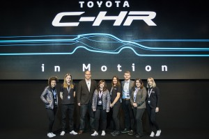 RTS Group's Toyota event puts it in driving seat for national award