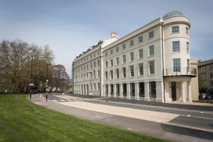 Bath Spa University's 'stunning' Green Park House in running for national property award