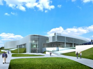 Bath architects to steer design of university's world-beating £60m automotive research centre