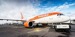 Shhh! EasyJet quietly confident its new Airbus will halve take-off and landing noise at Bristol Airport