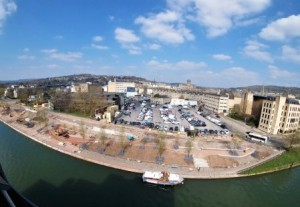 Quays North regeneration key to Bath's economic ambitions, says council as plans go in for approval