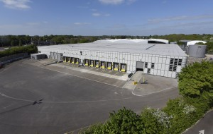 Former Herman Miller 'blue building' gets new lease of life as defence warehouse for Wincanton