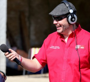 Lifelong motor racing fan-turned-commentator brings media expertise to Castle Combe board