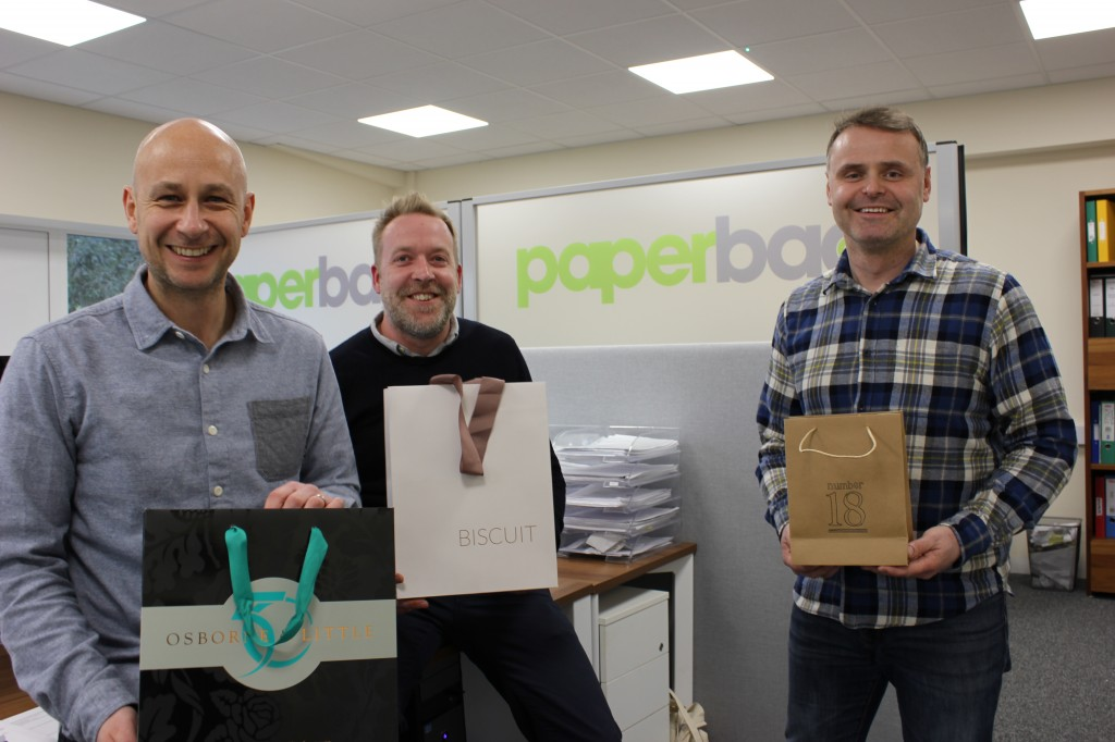 Fast-growing company finds bags of room for expansion after move to new site across town