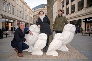 Time flies: Owls of Bath early bird sponsorship deadline extended as business swoop to take part