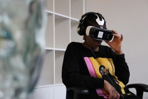 Bath Spa students' virtual dreams become a reality through pioneering Bristol VR Lab partnership
