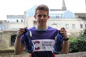 London calling for Bath web designer as he prepares to make his marathon debut