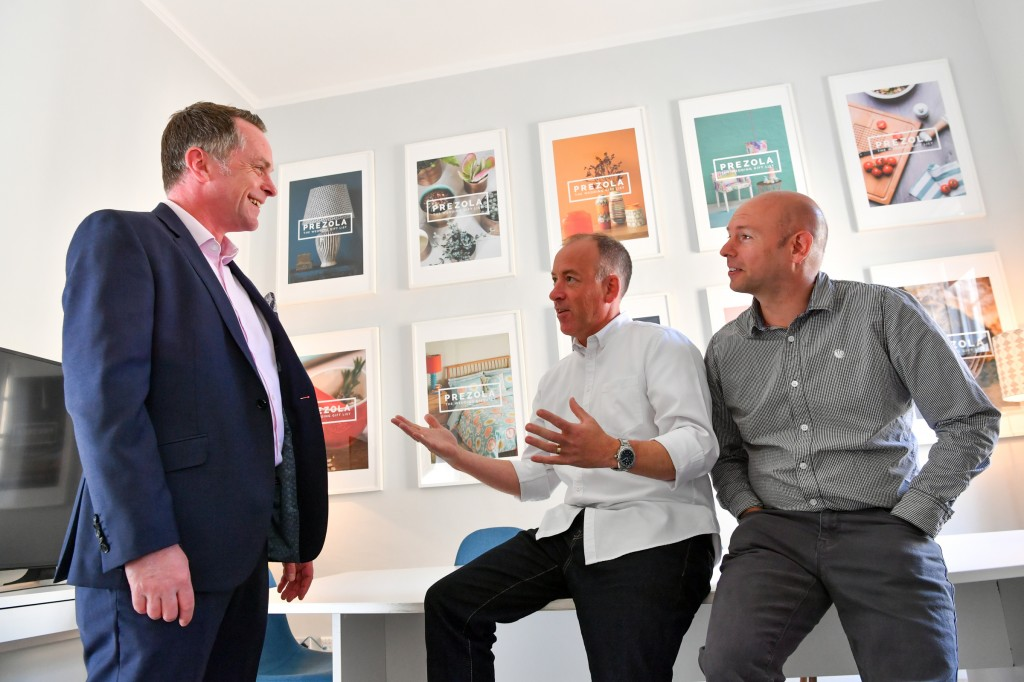 More growth on cards at wedding gift firm as Barclays presents it with innovation loan