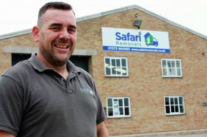 Westbury relocation paves way for further growth for Bath removal firm