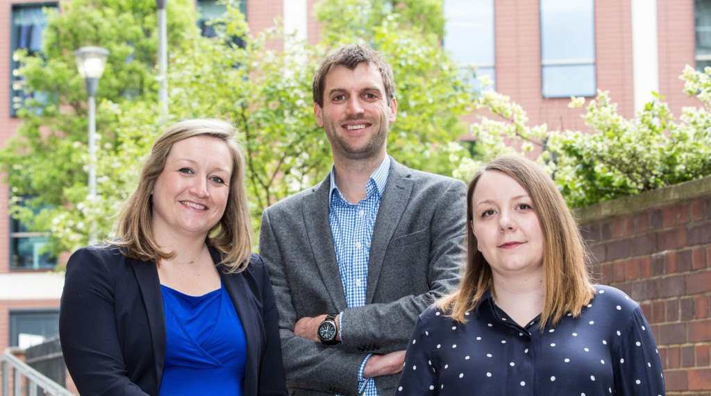 New partners and legal director strengthen Thrings' leadership team