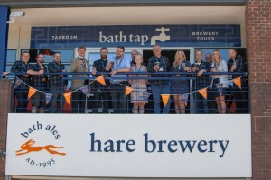 Double vision for Bath Ales as multi-million pound Hare Brewery increases capacity