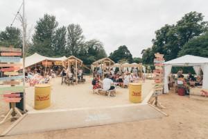 City beach brings totally tropical taste of summer to Bath
