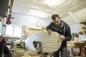 The LAST WORD: Chris Clark, owner, Daily Bread Surfboards