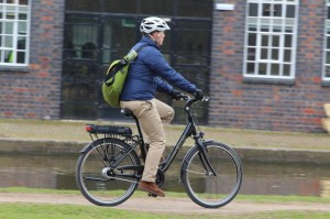 Electric bike trial for businesses to override potential cyclists' fear of Bath's hills