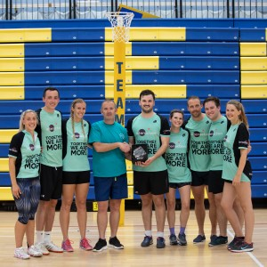 Mogers Drewett teams up with Bath firms for inaugural charity netball tournament