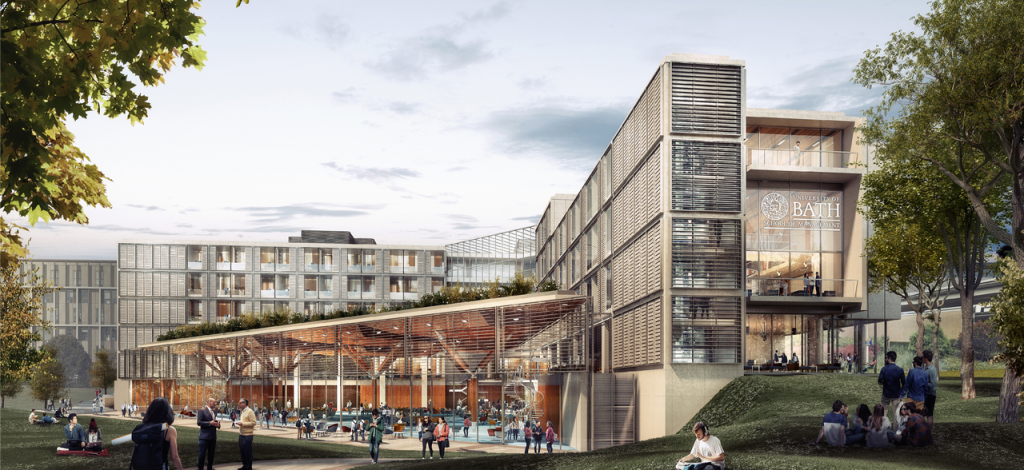 Go ahead for new School of Management building as university sets sights on global leadership