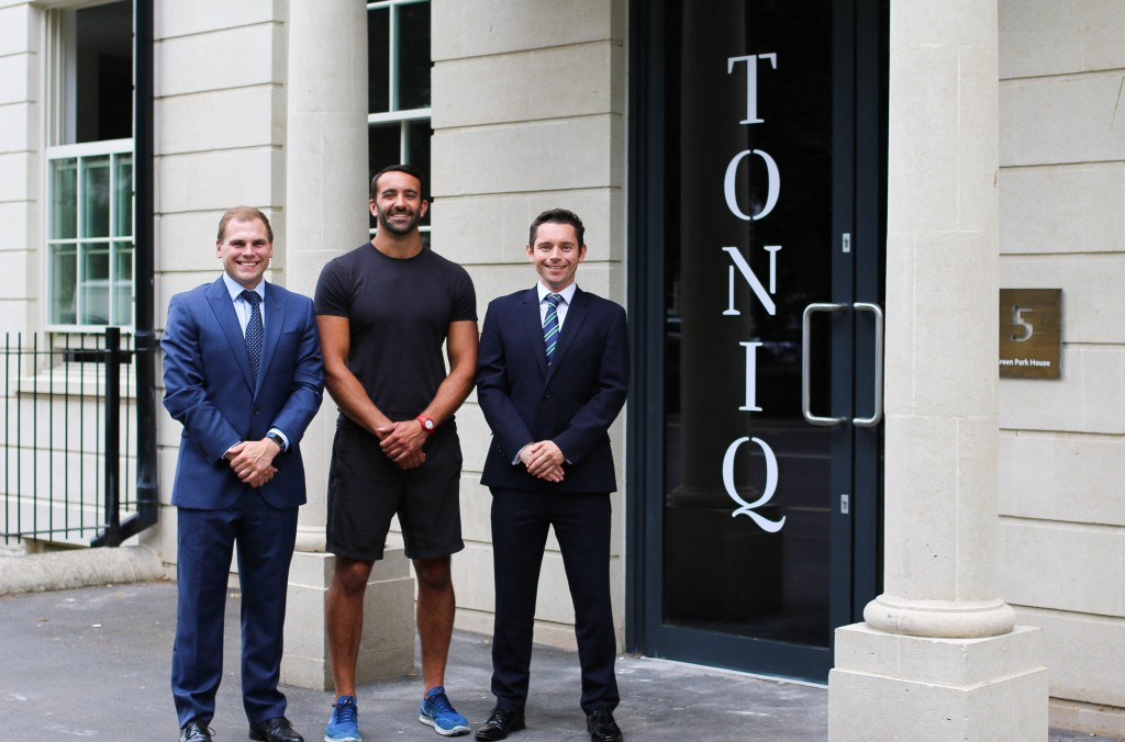 Royds Withy King team helps get boutique Bath fitness studio up and running