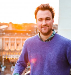 Son joins father at Bath's Green Park Brasserie to take on marketing and strategy role