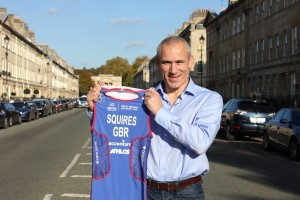 PR agency boss puts in the hard yards to qualify for gruelling Triathlon European Championships