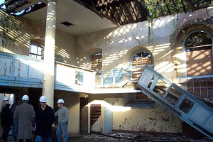 Bath housebuilder to help rescue derelict birthplace of the Methodist movement