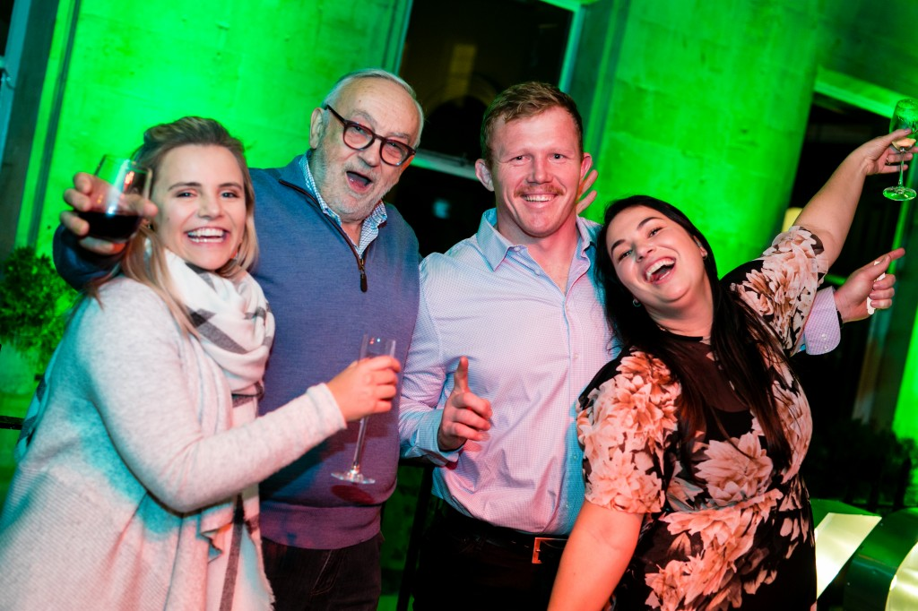 Bath Business News photo gallery: Koffmann & Mr White's official launch party
