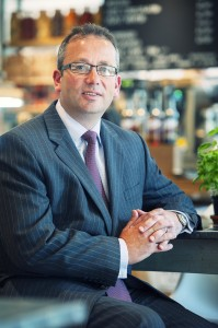 New regional MD for BaxterStorey aims to serve up growth across South West