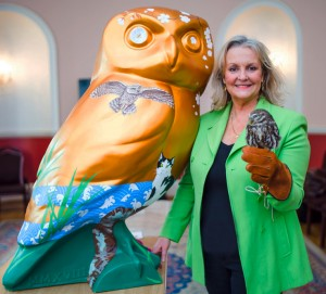 The LAST WORD: Megan Witty, event organiser, Owls of Bath sculpture trail