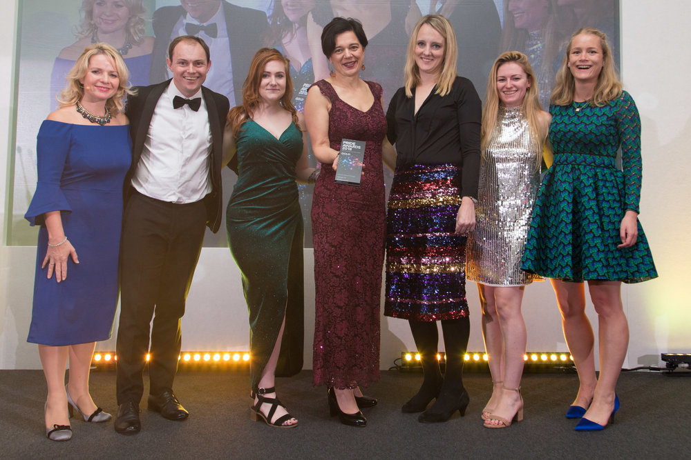 Hat trick of industry award wins is child's play for Highlight PR