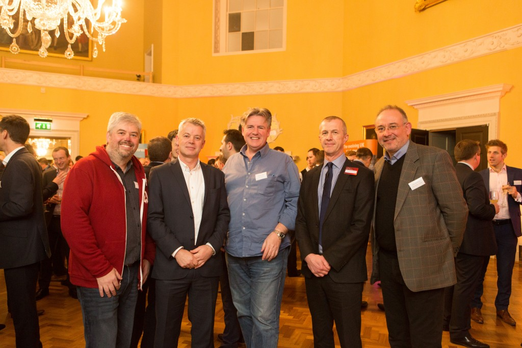 From robotics to Brexit – Royds Withy King's annual new year event looks ahead to 2019′s challenges