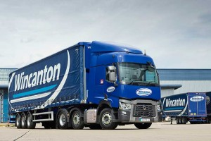 Hat-trick of contract renewals for Wincanton as it drives supply chain performance