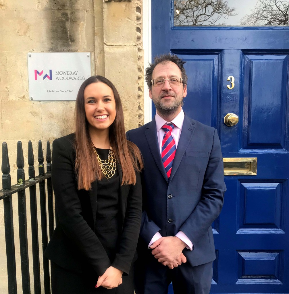 Promotion to associate for two Mowbray Woodwards solicitors