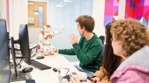 University of Bath to play lead role in training artificial intelligence experts of the future