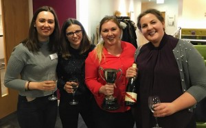 Royds Withy King trainees triumph in coveted business experience cup contest