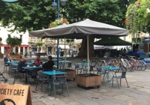Car-free Kingsmead Square plans welcomed by businesses – with some reservations