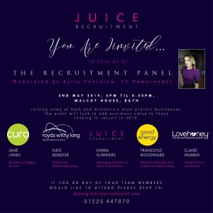 Bath business experts to share recruitment insights at Juice panel discussion